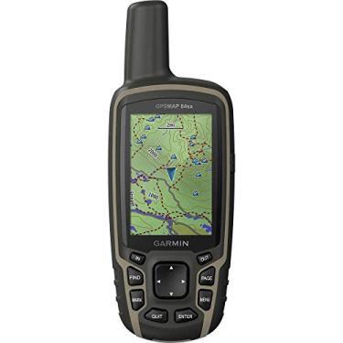 Imagem de GPS Portátil Garmin GPSMap 64sx