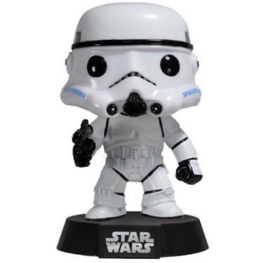 Imagem de POP! Vinyl Stormtrooper - Star Wars - Bobble-Head Funko 2321