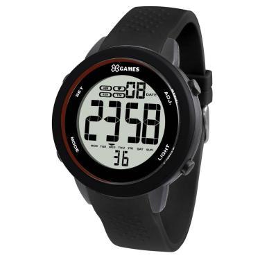 e7c6e20371a Relógio Masculino X-Games Digital XMPPD471-BXPX - Preto
