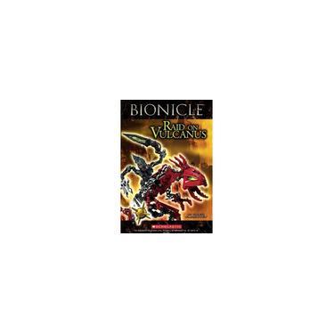 Imagem de Livro - Raid on Vulcanus (Bionicle Adventures)