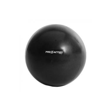 Overball 25 Cm para Pilates Preta Proaction