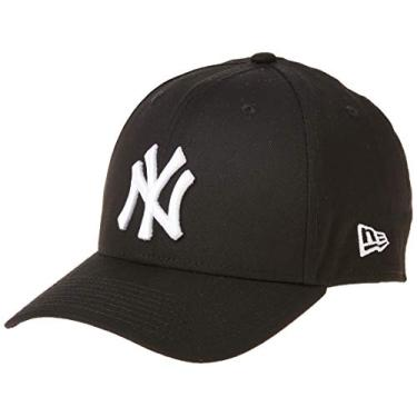 Boné New York Yankees New Era, Mlb, Masculino, Preto, U