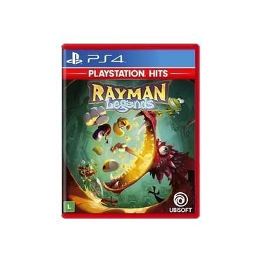 Rayman legends Ps4 dublado em português