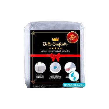 Lençol Fibrasca Protege King Belo Conforto 193x203 9808