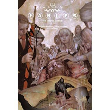 Fables: The Deluxe Edition Book Eight - Capa Dura - 9781401242794