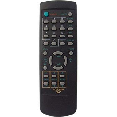 Controle Rec Tecsat Rcp-303r