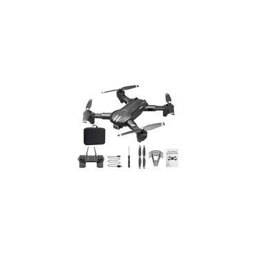 Imagem de H168 rc Mini Drone 4K Câmera dupla de alta definição wifi fpv Antena Profissional