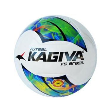 fe63faa96 Bola Futsal F5 Brasil Pro Kagiva