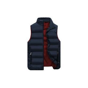 Blusa Frio Colete Masculino Nylon Acolchoado Ref:996