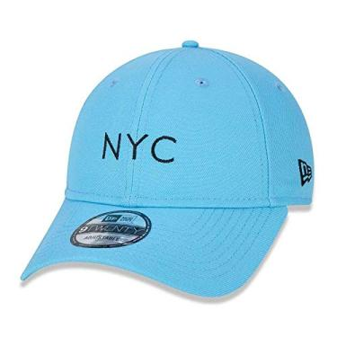 BONÉ 9TWENTY SIMPLE SIG FLUOR NYC NEW YORK CITY NEW ERA - Azul