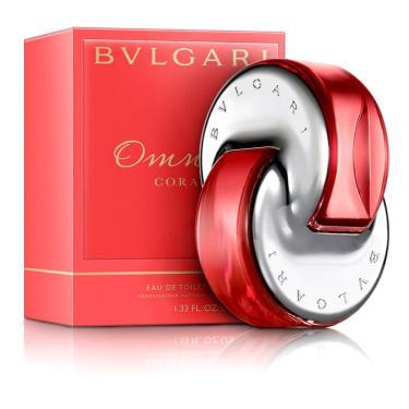80c6e165886 Perfume Bvlgari Omnia Coral Feminino Eau de Toilette 65ml BVLGARI