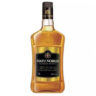 Whisky Natu Nobilis 1 Lt