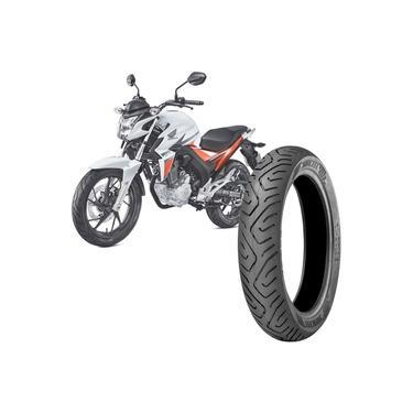 Pneu Moto Honda Cb Twister Technic Aro 17 140/70-17 66s Traseiro Sport