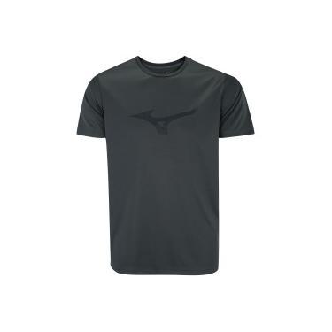Camiseta Mizuno Energy Big Logo - Masculina Mizuno Masculino