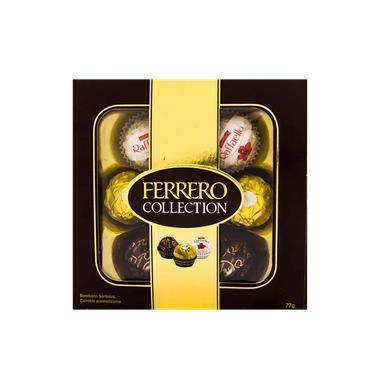 Bombom Ferrero Collection 77g