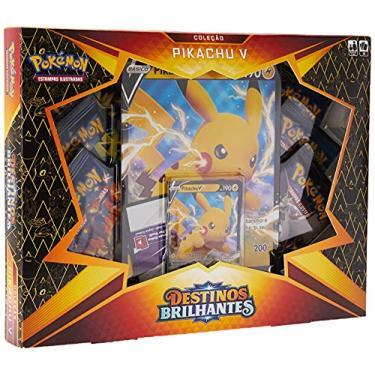 Imagem de Pokémon Box Pikachu V