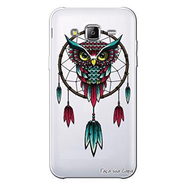 Capa Personalizada para Samsung Galaxy J3 2016 Coruja - TP20