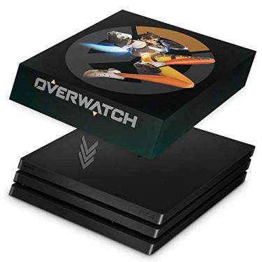 Capa Anti Poeira para PS4 Pro - Overwatch