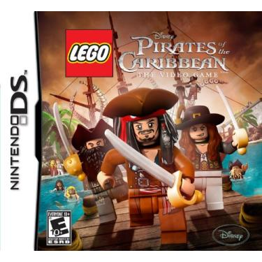 Imagem de LEGO PIRATES OF THE CARIBBEAN THE VIDEO GAME - NDS