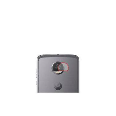 Pelicula HPrime Motorola Moto Z2 Play ou Z2 Force - Lens Protect