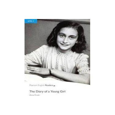 Diary Of a Young Girl - Level 4 Pack CD MP3 - Penguin Readers - Frank, Anne - 9781408294277