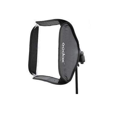 Softbox Godox 60x60cm para Flash Speedlite SF-UV60X60