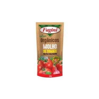 Molho de Tomate Orgânico Tradicional Fugini 340g