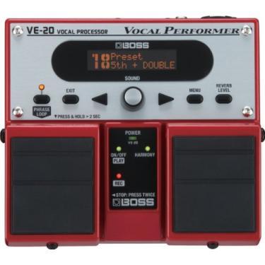 Imagem de Pedal Boss Ve20 Processador Ve 20 Vocal