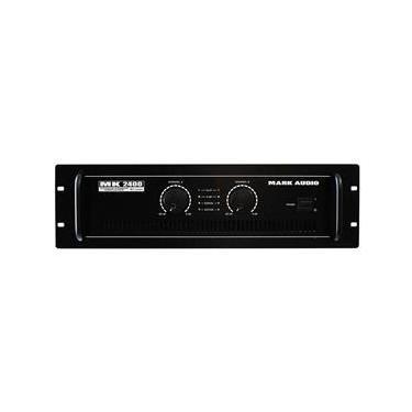Amplificador de Potência Mark Audio MK 2400