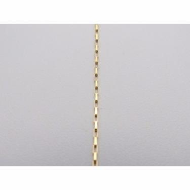Corrente Cordão Cardeado 70cm De Ouro 18k 750 Maciça - Dg presentes