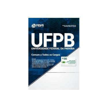 Imagem de Apostila UFPB 2019 - Comum a Todos os Cargos