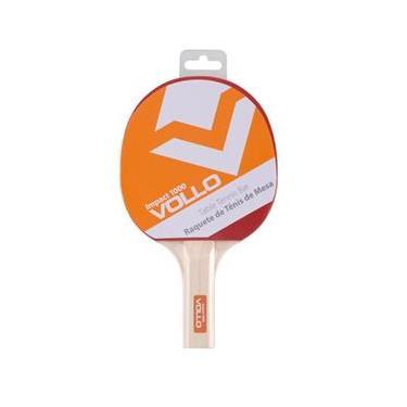 Raquete Tênis de Mesa Impact 1000 Table Tênnis - Vollo VT602