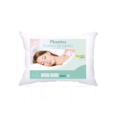 Imagem de Travesseiro Plooma 100% Pluma de Ganso - 50x70