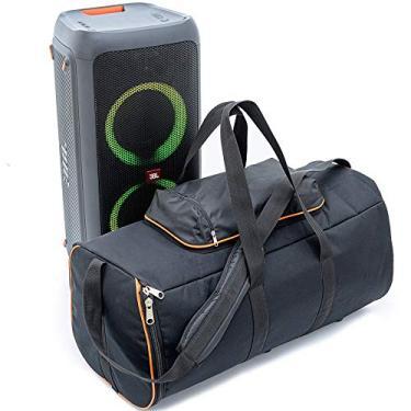 Case Bolsa Capa Bag Caixa De Som Jbl Partybox 310 Resistente Top