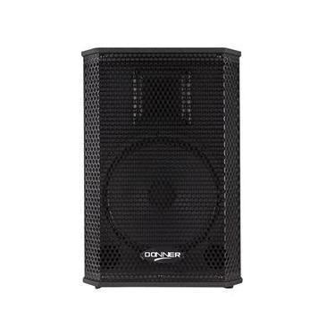 """Caixa Acústica Ativa Donner Linha Saga SAGA 10"""""""