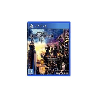 Jogo Kingdom Hearts III - PS4