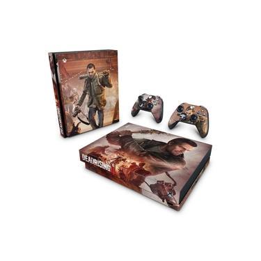 Skin Adesivo para Xbox One X - Dead Rising 4