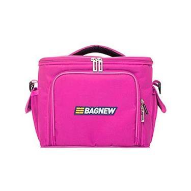 Bolsa Térmica 3 Potes - Rosa Fit, Bag New