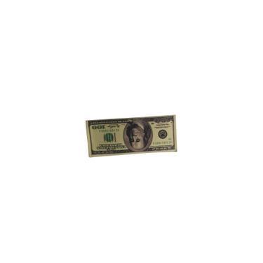 Pu Leather Exterior notas da moeda padrão Pound Dollar Euro Carteiras Purse-S