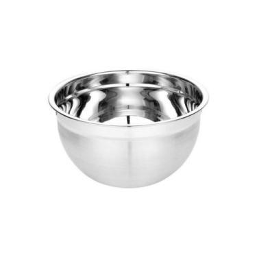 Imagem de Tigela Mixing Bowl Inox Escovado 28 Cm - Kehome