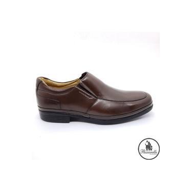 Sapato Masculino Social Sapatoterapia New York 30312 - Marrom