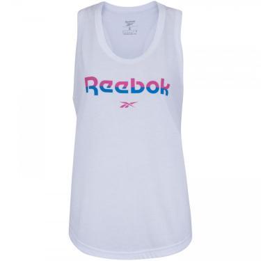 Camiseta Regata Reebok Wor MYT Graphic - Feminina Reebok Feminino