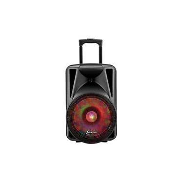Caixa De Som Amplificadora Lenoxx Áudio Ca 340 - 280W Bluetooth Usb Com Microfone Mp3