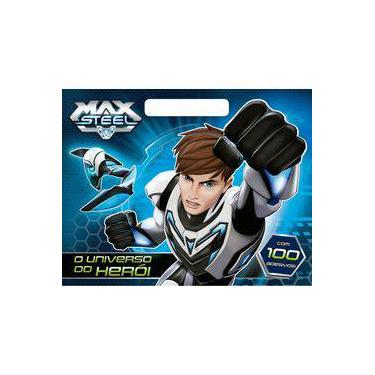 Max Steel - O Universo Do Herói - Cultural, Ciranda - 9788538069591