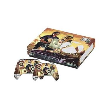 Skin Xbox One S Grand Theft Auto 5 Lindsay Lohan