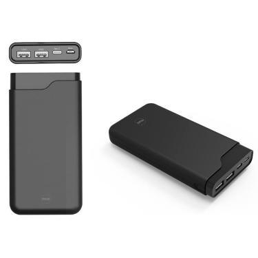 Power Bank Carregador Portátil Dazz Onix 15 - Bateria Externa 15.000mAh - Micro USB e Tipo C - para