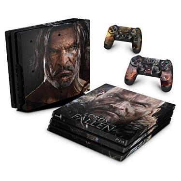 Skin Adesivo para PS4 Pro - Lords Of The Fallen
