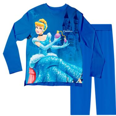 Pijama Infantil Cinderela Pjml