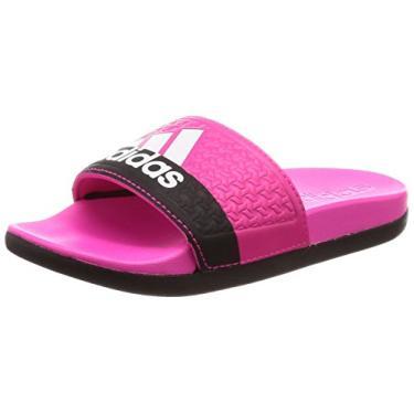 Chinelo Adidas Adilette Clf K Rosa 28/29