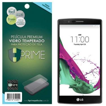 Pelicula de Vidro temperado 9h HPrime para LG G4, Hprime, Película Protetora de Tela para Celular, Transparente